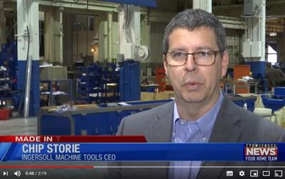 Intervista Ingersoll Machine Tools: Giant Magellan Telescope